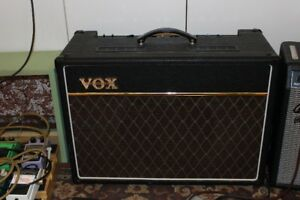 VOX AC15C1  Tube Amp w/ footswitch