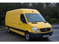 2.1 313 CDI 5D 129 BHP LWB HIGH ROOF DIESEL MANUEL PANEL VAN 2011