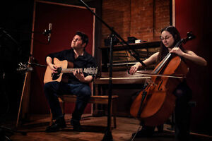 Cello/Guitar Duo! Great for private functions! Kitchener / Waterloo Kitchener Area image 1