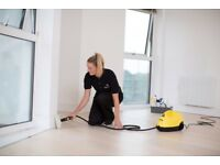 Domestic cleaning vacancy (cleaner, job, part time, full time)