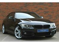 2014 BMW 4 Series 2.0 428i M Sport Auto 2dr Coupe Petrol Automatic