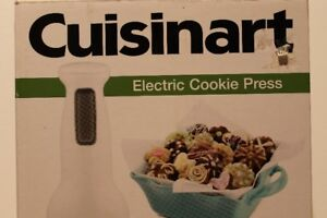 Cuisinart Electric Cookie Press- Like NEW- Kitchen-Appliance