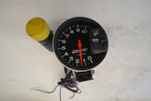 RPM autometer avec shift light
