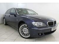 2008 08 BMW 7 SERIES 3.0 730LD SE 4DR 228 BHP DIESEL