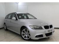 2011 11 BMW 3 SERIES 2.0 320D M SPORT TOURING 5DR AUTOMATIC 181 BHP DIESEL