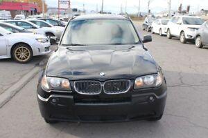 BMW X3 2004 AUTOMATIQUE 4*4