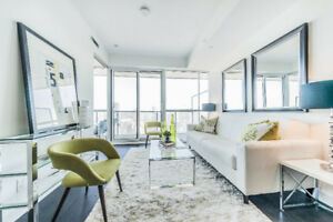 Downtown Toronto Condos - 2 Beds from $2300/month!