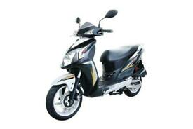 Sym Jet 4 50 cc Twist & Go Automatic Learner legal Scooter Moped For Sale