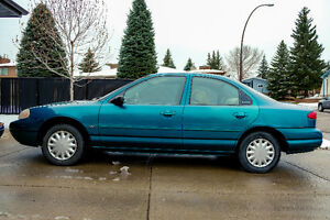 1998 Ford Contour - Super clean, runs great