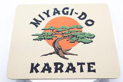 Karate Kid Miyagi-Do Mouse Pad Sublimated Retro 80s - Karate Mouse