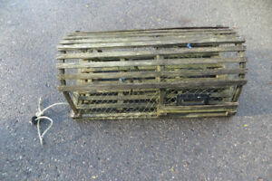 Authentic Lobster Trap