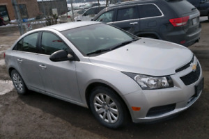 2011 Chevrolet Cruze (safety included)