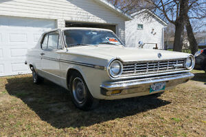 1965 Plymouth Valiant Custom 200