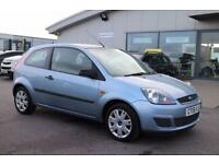 2006 55 FORD FIESTA 1.2 STYLE CLIMATE 16V 3D 78 BHP