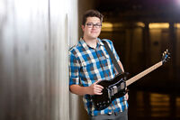 Guitar Lessons in Airdrie - All Ages