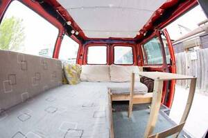 CAMPERVAN FOR HIRE - 2 person - AUTOMATIC - camping gear included Fitzroy North Yarra Area Preview