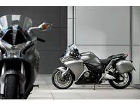 Honda VRF1200 Panniers - Silver !!NEW!!