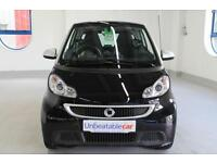 2014 SMART FORTWO COUPE Passion mhd 2dr Softouch Auto [2010]