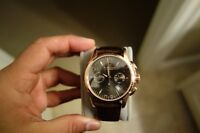 Watches - TAG, MONT BLANC, RAYMOND WEIL, LUIS VUITTON, LONGINES