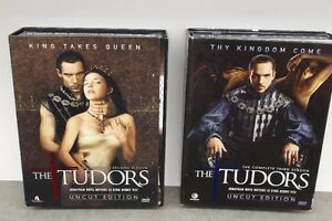 THE TUDORS  SEASONS   2 AND 3  ONLY $20.00