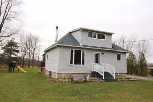 Year Round Home or Cottage - River Access