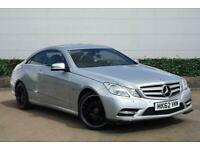2013 Mercedes-Benz E Class E350 CDI Blueefficiency [265] Sport 2Dr Ti Automatic