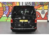 VW TRANSPORTER T6 T30 SWB 2.0TDI 150PS DSG HIGHLINE KOMBI SPORTLINE PK BLACK