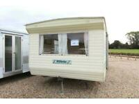 Static Caravan Mobile Home Willerby Herald 30x10ft 2 Beds SC6887
