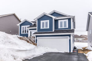 2 Year Home with Attached Double Garage At Kenmount Terrace