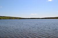 Stratford, Estrie, secteur lac de la Héronnière (lac écologique)