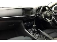 2015 Mazda 6 Mazda Diesel Saloon SE-L Nav Diesel red Manual
