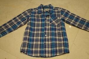 Size 7/8 long sleeve shirt (Children's Place) - gently worn