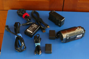 Panasonic Twin Memory Full-HD Camcorder