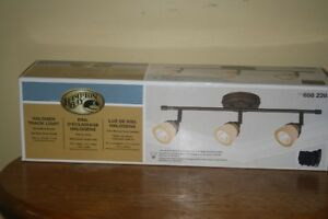 Hampton bay halogen track light