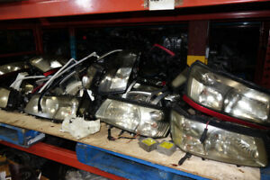 JDM Subaru Forester SG5 SG9 HID Headlights 2003-2005 Available