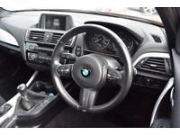 2015 15 BMW 1 SERIES 1.5 116D M SPORT 5D-1 OWNER-ALCANTARA TRIM-COMFORT PACK-18