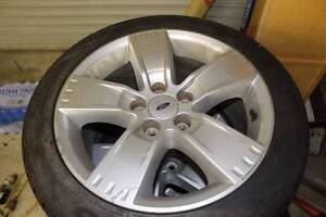 Ba Bf Falcon XR6 wheels and tyres 17 inch East Maitland Maitland Area Preview