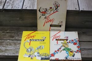 """""""TING"""" POLITCAL CARTOONS BY  M. TINGLEY  3  BOOKS"""