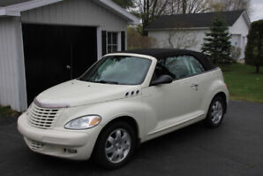 PT CRUISER 2005 TOURING DÉCAPOTABLE, 114 900KM, IMPECCABLE!!!!