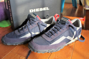 Diesel fashion snickers-  brand new - man's size 11
