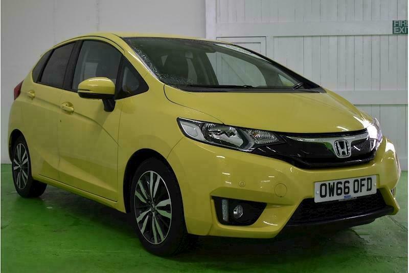 2017 Honda Jazz i-VTEC EX Hatchback Petrol Manual