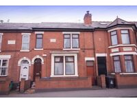 **QUICK** IMMACULATE HOUSE SHARE TO RENT ON WALBROOK ROAD, DERBY!! FROM £325 PCM!!