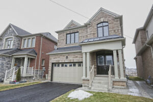 1 year new 4 bd double car detached Brampton Credit Valley
