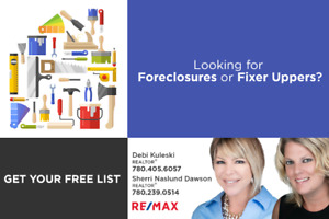 FORECLOSURE *Bank Sale* Judicial Sale - FREE LIST