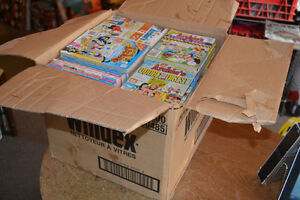 LARGE BOX 131 vintage 1980's Archie DIGEST Books $95 takes LOT! Windsor Region Ontario image 3