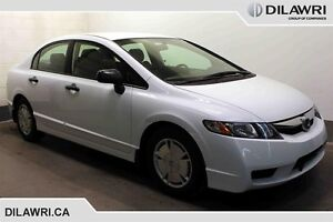 2009 Honda Civic Sedan DX-G at