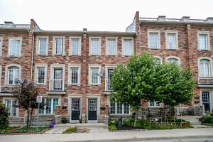 Gorgeous 6 year old townhouse in Toronto