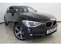 2013 13 BMW 1 SERIES 2.0 118D SPORT 5DR 141 BHP DIESEL