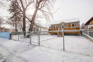 FULLY RENOVATED CHARACTER HOME in CENTRAL EDMONTON