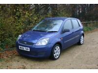 5 Door FORD FIESTA 1.2 Style done 112428 Mile with SERVICE HISTORY and NEW MOT